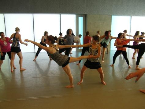 Laban Workshop: London